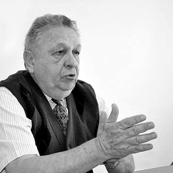 José Galizia Tundisi
