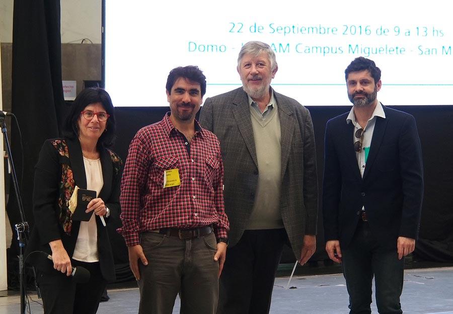 Ganadores de la Segunda Edición de ALLTEC 2016