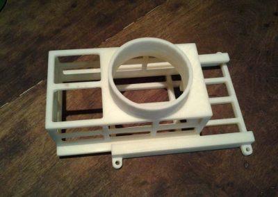Diseño por Impresiones 3D para fabricación de drones: EIWA S.A